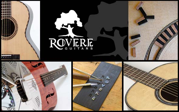 Custom Handcrafted Acoustic Steel-String and 